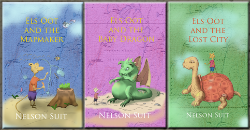 nelson suit's books